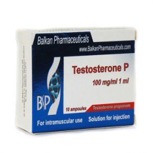 testosterone-p